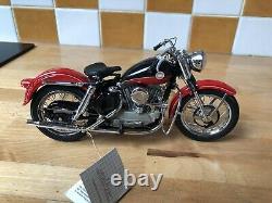 1/10 Franklin 1957 HARLEY DAVIDSON XL Sportster NEW