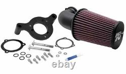 63-1125 Aircharger Off Route Kit Pour Harley Davidson 103 Ci 96 Ci 88 Ci