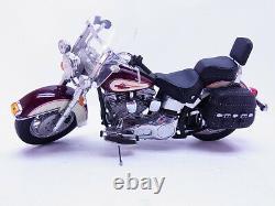85995 Harley Davidson Heritage Softtail Classique Hachoir Modèle de Moto 110