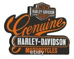 ACE Harley-Davidson Led-Schild GENUINE Motos 220V Panneau Lumineux HDL-15412