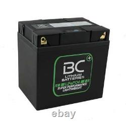 BC Batterie Moto Lithium Harley Davidson FLHR 1584 Road King ABS 20082009