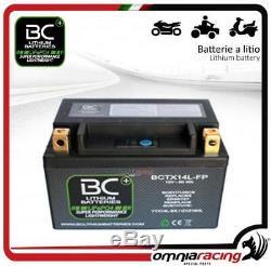BC Battery moto lithium batterie pour Buell CR1125IE 20092010