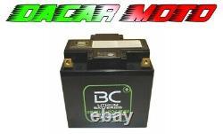 Batterie Moto Lithium Harley Davidson Flhx 1584 Street Glide 2010 BCTX30