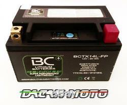 Batterie Moto Lithium Harley Davidson XL 1200 C Sportster Custom 2014bctx14l-fp