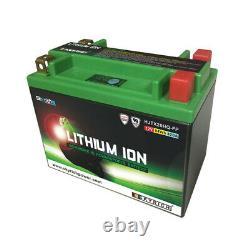Batterie Moto Lithium Skyrich Hjtx20hq-fp Ytx20l-bs