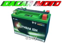 Batterie Moto Lithium Yamaha XV 1100 Virago Sp Rayon Wheel 1997 1998 1999 HJTX20