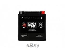 Batterie Sans Entretien Yix30l Moto HARLEY DAVIDSON 2008 2012 1690 FLHTCU 16