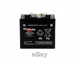 Batterie Sans Entretien Ytx14-lbs Moto 1200 HARLEY DAVIDSON 2010 2012 XR 120
