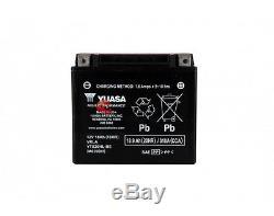 Batterie Sans Entretien Ytx20hl-bs Moto HARLEY DAVIDSON 2008 2014 1690 FLSTN