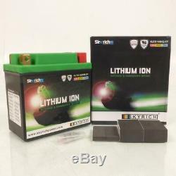 Batterie Skyrich Moto Buell 1125 CR 2009-2010 YTX14L-BS HJTX14AHQ-FP / 12Ah Neuf