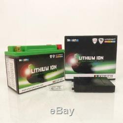 Batterie Skyrich Moto HARLEY-DAVIDSON 1450 Fxd Series Dyna 2000-2007 YTX20L-BS H