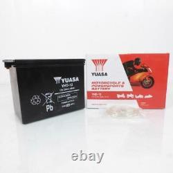 Batterie Yuasa pour Moto Harley Davidson 1000 XLH Sportster 1979 à 1982 YHD-12