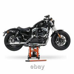Béquille ciseaux CLO pour Harley Davidson Sportster 1200/ CA/ CB/ Custom/ Low