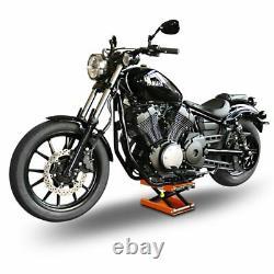 Béquille ciseaux CMO pour Harley Davidson Road King/ Classic, Softail Breakout