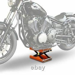 Béquille ciseaux CMO+ pour Harley XR 1200/ X, Street Rod 750