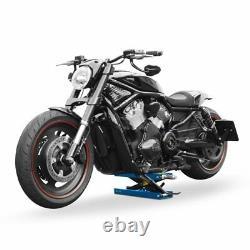 Béquille ciseaux CSB+ pour Harley CVO Road Glide/ Custom/ Ultra, Dyna Fat Bob