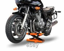 Béquille ciseaux CSO pour Harley Davidson Dyna Wide Glide, Fat Boy/ Special