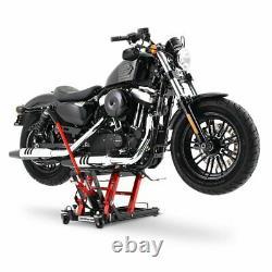 Béquille ciseaux LR Plus pour Harley Davidson Sportster 883 Hugger