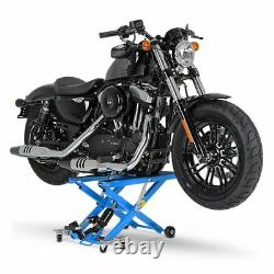 Béquille ciseaux XLB pour Harley Davidson Road Glide/ Special/ Ultra, Street-Rod
