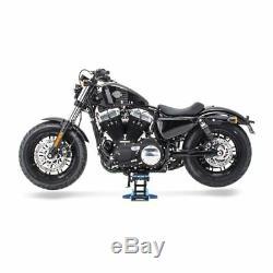 Bequille d'atelier MLB pour Harley Davidson leve moto cric hydraulique elevateur