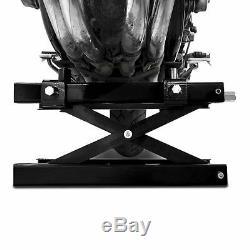 Bequille d'atelier MLS pour Harley Davidson leve moto cric hydraulique elevateur