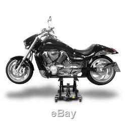 Bequille d'atelier XL pour Harley Davidson Softail Standard leve moto cric