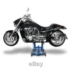 Bequille d'atelier XLB pour Harley Davidson leve moto cric hydraulique elevateur
