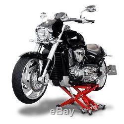 Bequille d'atelier XLR pour Harley Davidson leve moto cric hydraulique elevateur