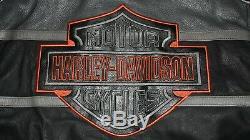 Blouson cuir HARLEY DAVIDSON NEUF taille L