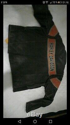 Blouson cuir Harley Davidson xxxl