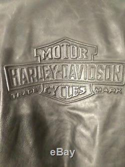 Cuir Harley Davidson Homme Blouson Moto ebEIWDH9Y2