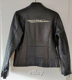 Blouson de moto Cuir Femme Harley Davidson taille M