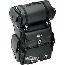 Borsa Sissy Bar EX2200 DRIFTER SADDLEMEN Harley Davidson Moto Custom Turismo