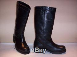 Bottes moto Harley Davidson homme boots cuir décontractée noir brun 39 40 41