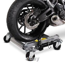 Chariot de déplacement Moto HE pour Harley Davidson Fat Boy Special (FLSTFB)