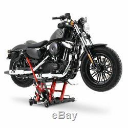 Cric Moto á Ciseaux L pour Harley-Davidson Breakout no-ro Lève Hydraulique
