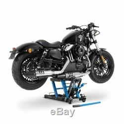 Cric Moto á Ciseaux L pour Harley Davidson Dyna Switchback no-bu Lève