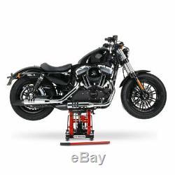 Cric Moto á Ciseaux L pour Harley Davidson Fat Boy/ 114 no-ro Lève Hydraulique
