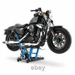 Cric Moto á Ciseaux L pour Harley Davidson Sportster 883 Hugger no-bu Lève