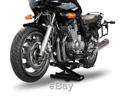 Cric moto pour Harley Davidson Sportster 1200 Forty-Eight XL48 noir