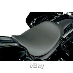 Danny Gray Weekday selle pour moto lisse (Harley Davidson Touring 2008-2013)