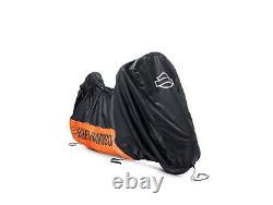 Harley Davidson Bâche pour Moto pour Intérieur 93100018