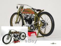 Harley Davidson Board Track Racer VMB Premium Moto Vélo Modèle 16 35 CM Neuf