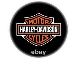Harley-Davidson CLASSIC BAR And Shield Bartisch HDL-12314 Noir CHROM