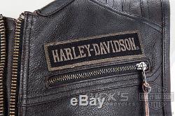 Harley-Davidson D H Veste de moto MATIÈRES GRASSES Habit 97127-16VM/022L