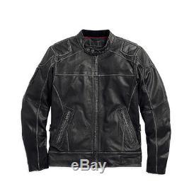 Harley-Davidson D H Veste pour moto LONESTAR Cuir Taille L 98075-14VM/000L