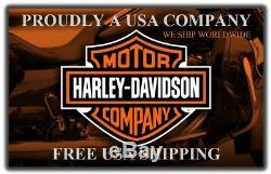Harley-Davidson D93340 Homme Abercorn Équitation Cuir Bottes de Moto