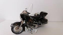 Harley Davidson Electra Glide 1976 Franklin Mint / Danbury 110
