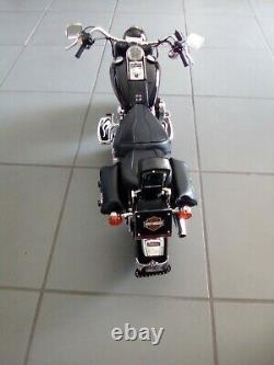 Harley Davidson Fat Boy Echelle 1/4 Altaya