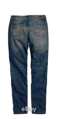 Harley-Davidson Jeans pantalon de moto Bikerpantalon Lady EC-99185-14VWith1000